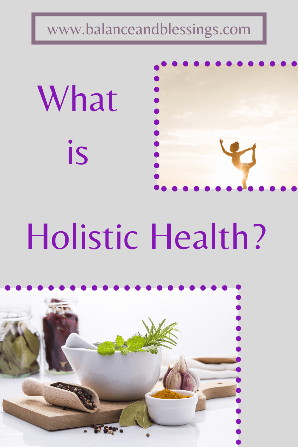 what is holistic health main