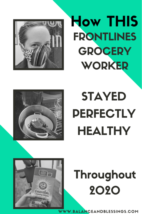 How this frontlines grocery worker stayed perfectly healthy main