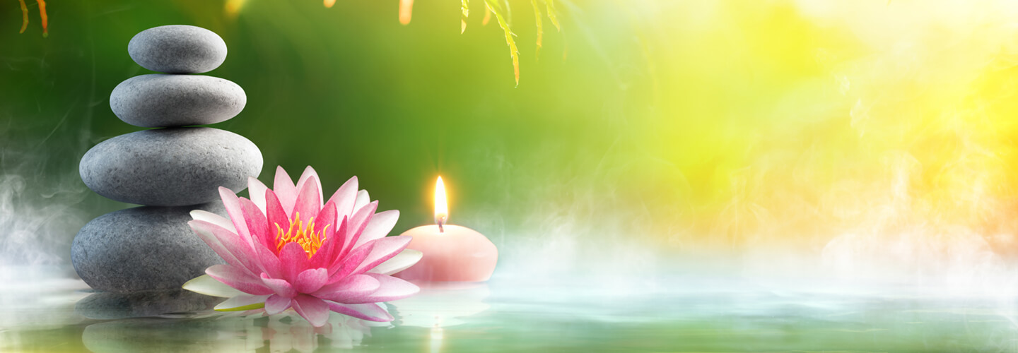 cairn lotus header for Soul Blessings Love Peace and Harmony for life