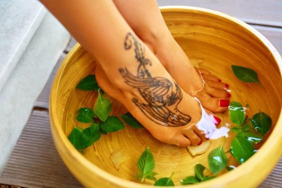 Aqua Foot Detox System™ - Traditional foot bath