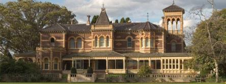 Victorian Era 'Rippon Lea' Estate in Elsternwick