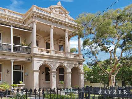 See the property http://www.thehomepage.com.au/property/residential/51-st-vincent-place-albert-park/711714