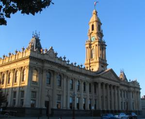 Heritage Architecture - South Melbourne Town Hall