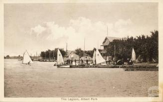 The Lagoon, Albert Park
