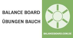 Balance Board Übungen Bauch