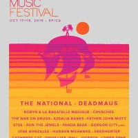 Treasure Island Music Festival 2015 More Lineup Information