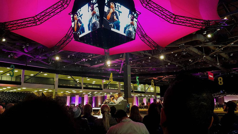 Portia Sabin Digital Market Keynote at Upstream Music Fest + Summit
