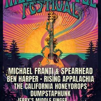 Santa Cruz Mountain Sol Festival Lineup Announcement for September 18th and 19th, 2021