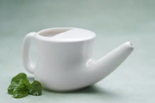 Use Ayurveda to fight allergies this spring. The Neti Pot is a great way to help with your sinus issues.