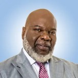 T.D. Jakes profile picture is shown
