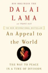 An image shows the cover of An Appeal To The World which made Balanced Achievement's list of the top 10 spirituality books of 2017.