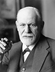 An image shows the iconic psychologist Sigmund Freud who made Balanced Achievement's list of history's most influential psychologists.