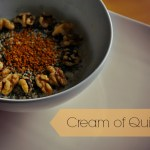 Cream of Quinoa