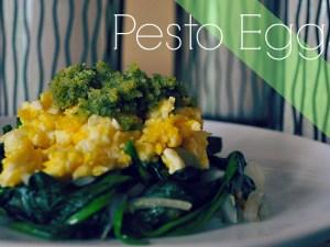 pesto-eggs