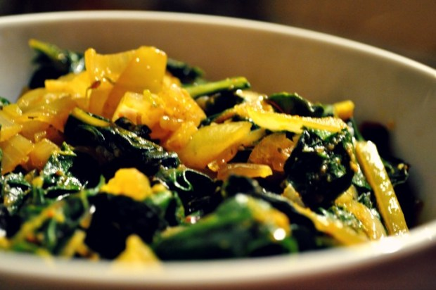 Mixed-Greens-vegan-recipe