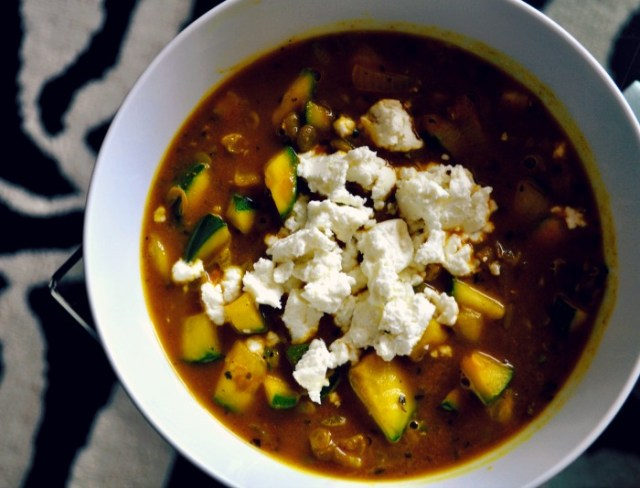 zuchinni-stew-vegetarian-recipe
