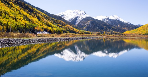 Fall in Colorado Mountains