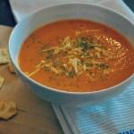Vegan Tomato Soup For The Soul