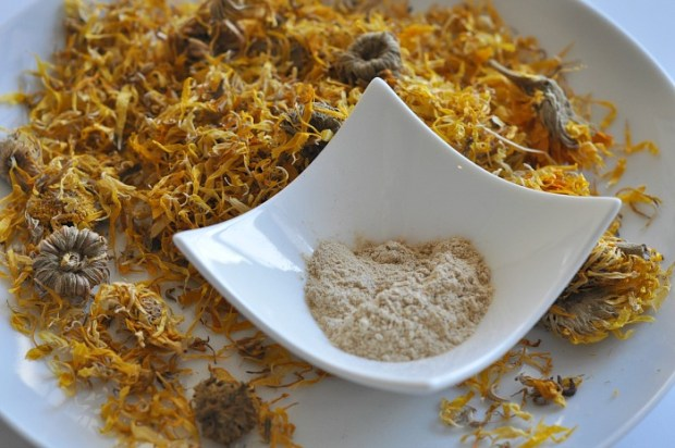 beauty uses for calendula
