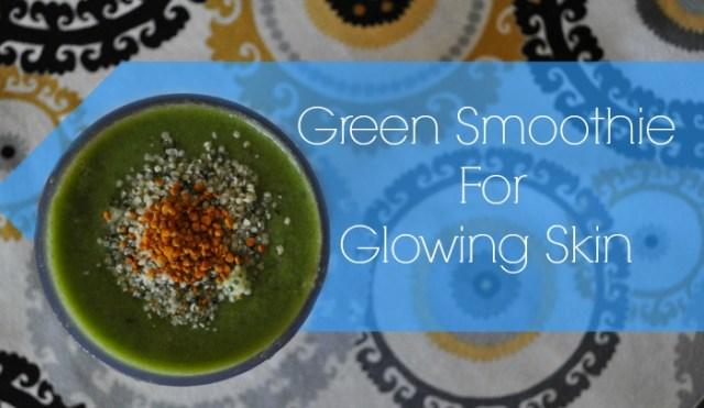 low gi green smoothie