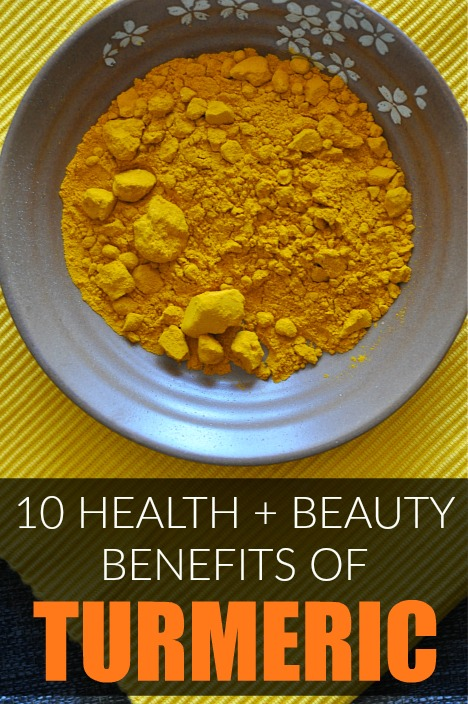turmeric face mask PINTEREST