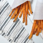 More Than Just An Immunity Booster: Vitamin C Benefits + Sweet Potato Fries Recipe
