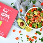 Tasty Tuesday: Crunchy Broccoli Cucumber Salad Recipe From The Juice Truck Book