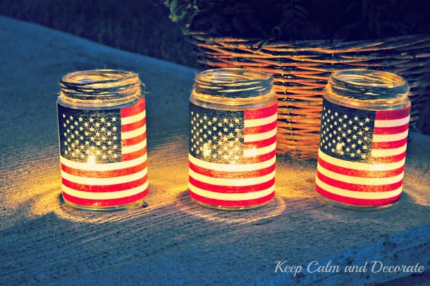 4th of july lights