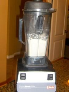 Blend Macadamias & Water