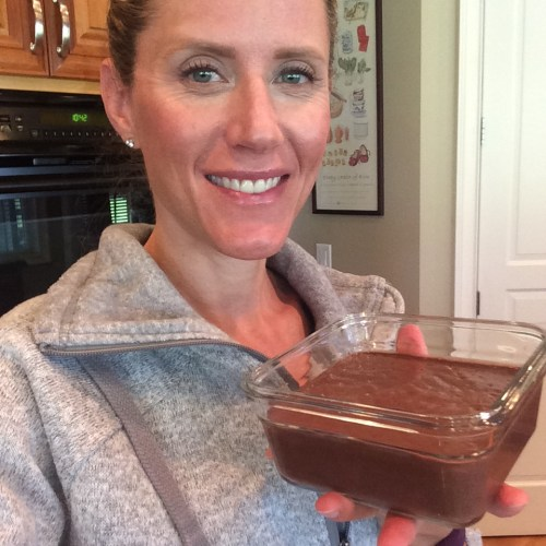 Low Calorie Chocolate Pudding Balanced Grettie