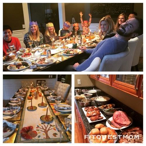 Thanksgiving FitQuestMom