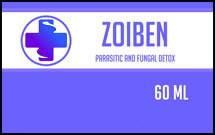 Zoiben: Parasite, Yeast and Biofilm Detox