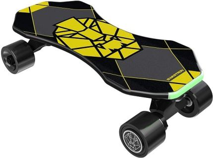 Swagtron NG3 Skating longboard electric