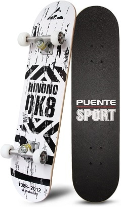 Youfu long board for skating learners