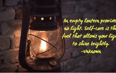 Self-Care: It's NOT Selfish
