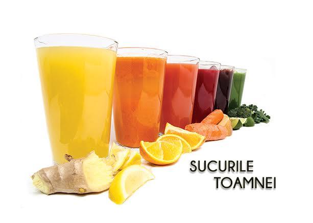 Sucuri de toamnă cu Slow Juicer Ulysses / Storcator prin presare la rece