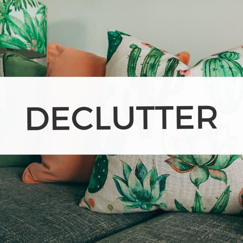 Read more about decluttering