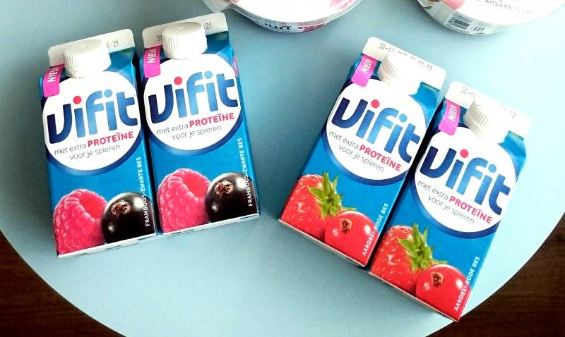 Review Vifit extra proteine