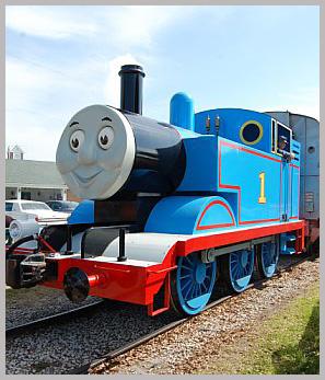 Day Out With Thomas: 'Peep, Peep'