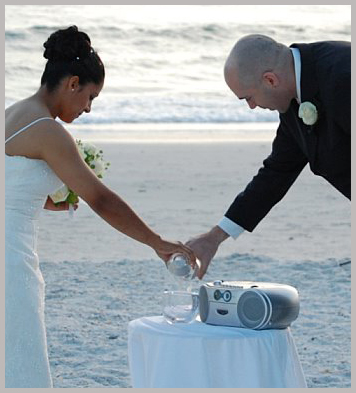 Unite Your Family With a Sand Ceremony