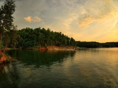 Retreat to Lake James