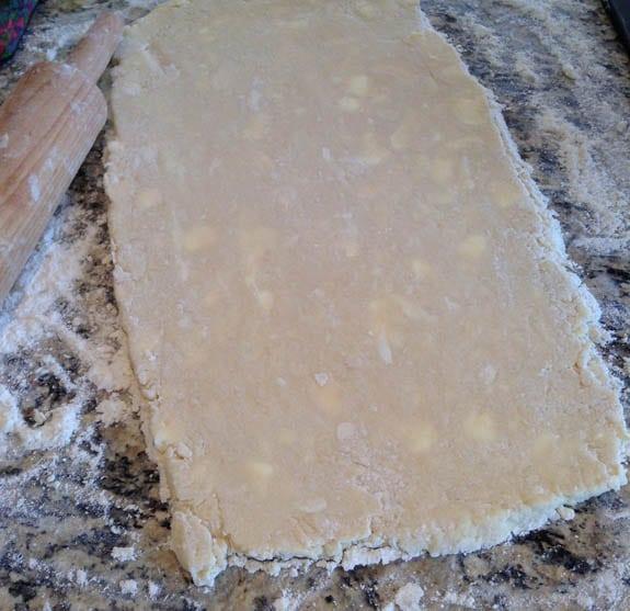 Pioneer Woman maple bacon scones
