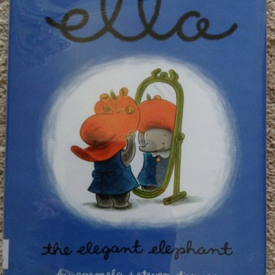 Ella the Elephant Teaches How to Deal with a Bully