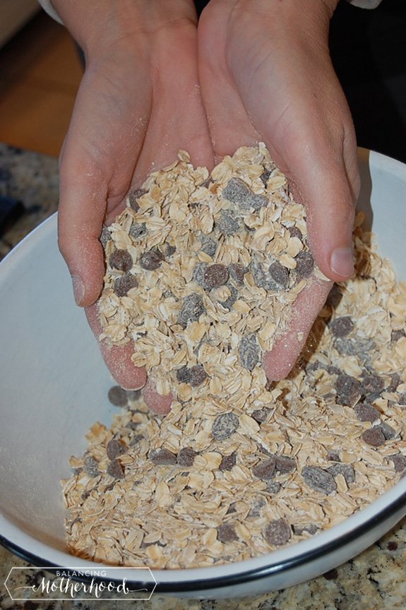 homemade granola bars: the perfect healthy snack