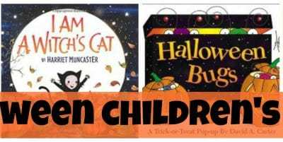 Halloween Children's Book Roundup