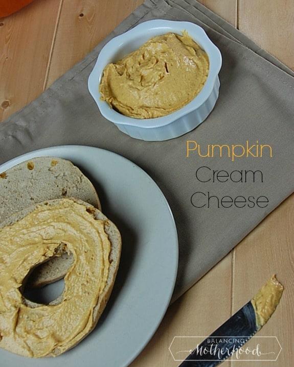 pumpkin cream cheese