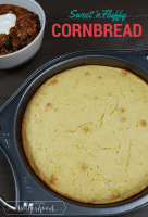 delicious cornbread recipe | so easy to make and the BEST recipe you'll find