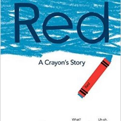 Red: A Crayon's Story is Provocative Children's Book