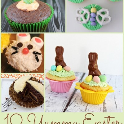 10 great Easter cupcakes