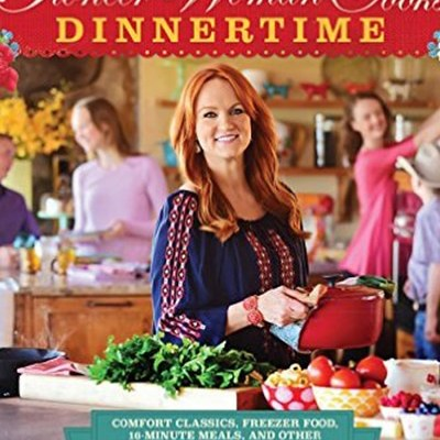 Pioneer Woman's 'Dinnertime' Cookbook